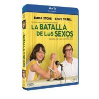 La batalla de los sexos - Blu-Ray