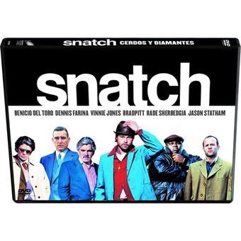 Snatch, cerdos y diamantes - DVD Ed Horizontal