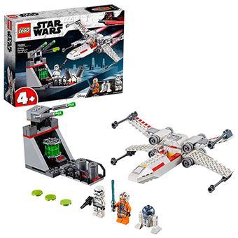 LEGO Star Wars Aalto a la trinchera del caza estelar Ala-X