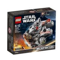 LEGO Star Wars. Microfighter: Halcón Milenario