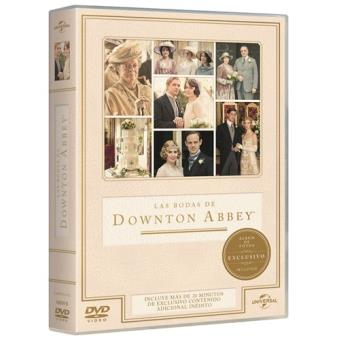 Las bodas de Downton Abbey - DVD