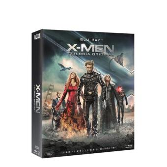 Pack X-Men La trilogía original - Blu-Ray