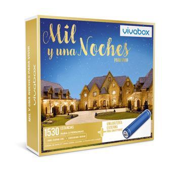 Caja Regalo VivaBox - Mil y una noches para vivir