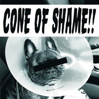 Cone of Shame - Vinilo Verde