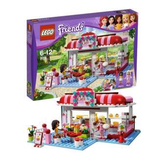 Lego: El Café del Parque