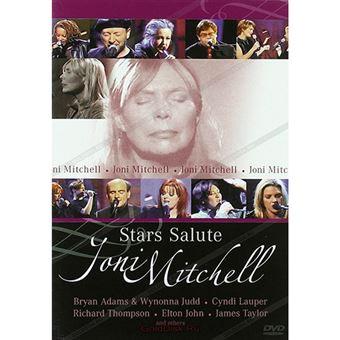 Stars Salute Joni Mitchell - DVD