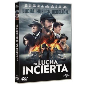 En lucha incierta - DVD