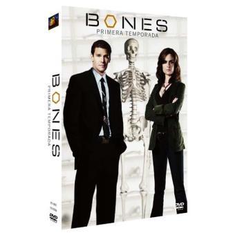 Bones - Temporada 1 - DVD