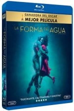 La forma del agua - Blu-Ray