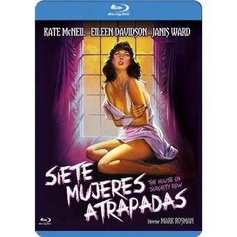 Siete mujeres atrapadas - Blu-Ray