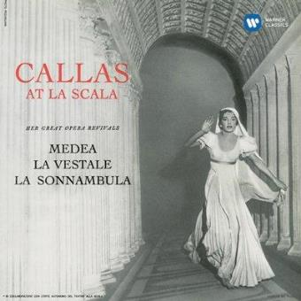 Callas at La Scala 1955 Remasterizado