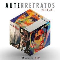 Trilogía Auterretratos (6 CD)