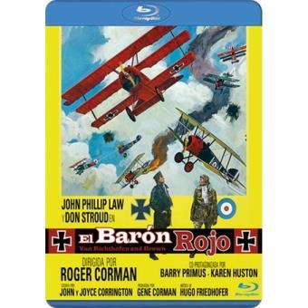 El barón rojo - Blu-Ray
