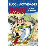 Bloc de actividades Astérix. A partir de 6 años