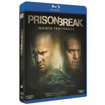 Prison Break Event  Temporada 5 - Blu-Ray
