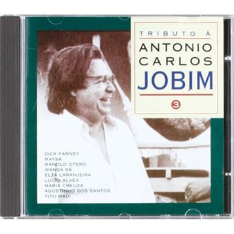 Tributo a Antonio Carlos Jobim - Vol. 3