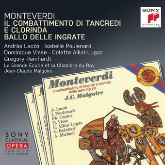 Monteverdi: Il Combattimento Di Tancredi E Clorinda