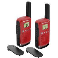Walkie-Talkie Motorola T42 Rojo