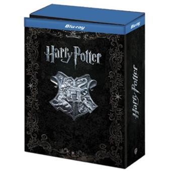 Pack Harry Potter - Saga completa - Edición limitada - Blu-Ray