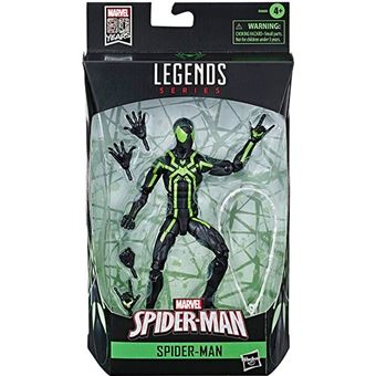 Figura Marvel Legends Serie - Spiderman Variant
