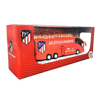 Autobús Atlético de Madrid Eleven Force