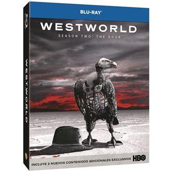 Westworld  Temporada 2 - Blu-Ray