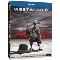 Westworld  Temporada 2 - Blu-Ray