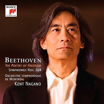 Beethoven - Symphonies Nos. 2 & 4