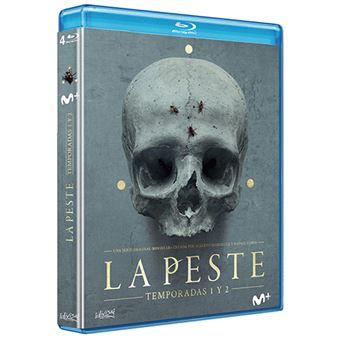 La Peste Temporada 1-2 - Blu-Ray