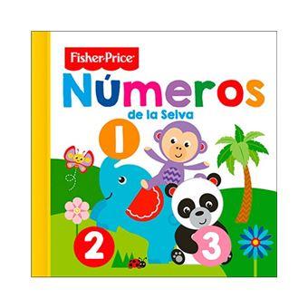 Números de la selva - Fisher Price