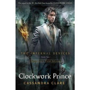 The infernal devices 2. Clockwork prince