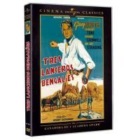 Tres lanceros bengalíes - DVD