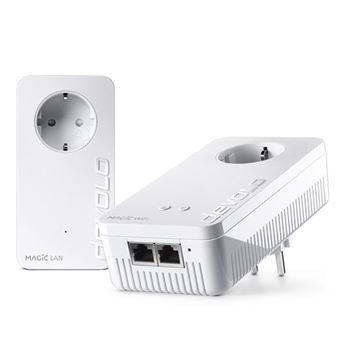 Adaptador Powerline Devolo Magic 2 Wi-Fi Starter Kit
