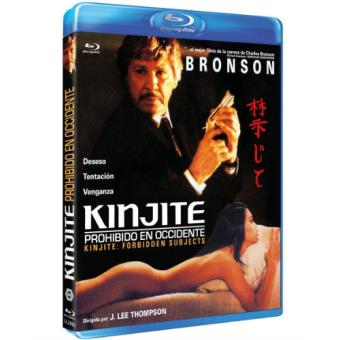 Kinjite. Prohibido en Occidente - Blu-Ray