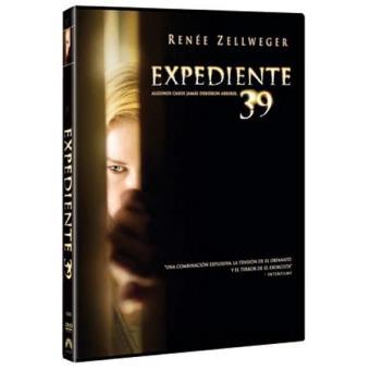 Expediente 39 - DVD