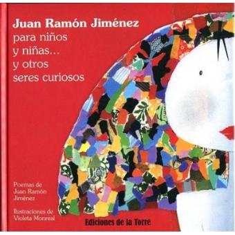 Juan ramón jiménez para niños y niñ