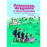 Princesas, dragones y otras ensaladas