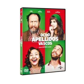 Ocho apellidos vascos - DVD