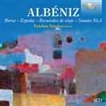Albéniz: Iberia, España, Recuerdos de Viaje, Sonata Nº.5 - 3 CDs