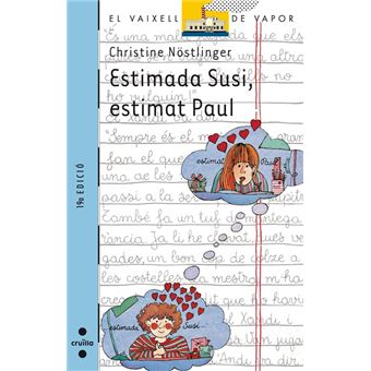 Estimada Susi, estimat Paul
