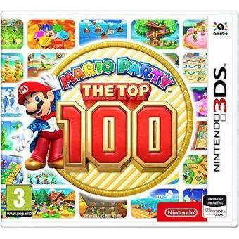 Mario Party: The Top 100 Nintendo 3DS