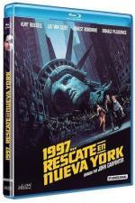 1997. Rescate en New York - Blu-Ray