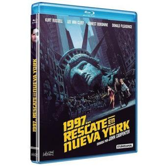 1997. Rescate en New York - Blu-Ray