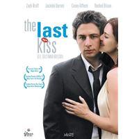 The Last Kiss (El último beso) - DVD