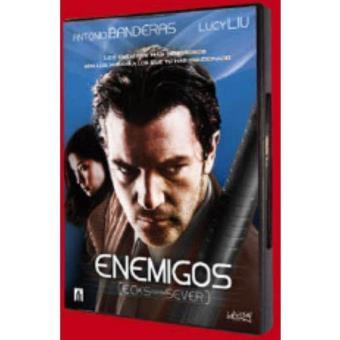 Enemigos (Ecks contra Sever) - DVD