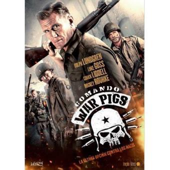 Comando War Pigs - DVD