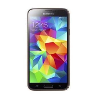 Samsung Galaxy S5 - SM-G900F - oro de cobre - 4G LTE - 16 GB - GSM - smartphone