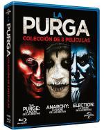 Pack La purga: 1-3 - Blu-Ray