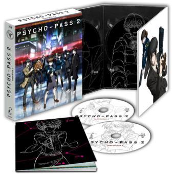 Psycho Pass Temporada 2  Ed Coleccionistas - Blu-Ray