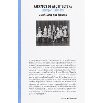 Párrafos de arquitectura